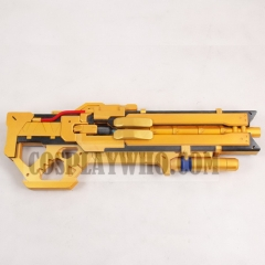 Overwatch Soldier 76 Cosplay Heavy Pulse Rifle (Golden)