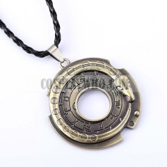 Assassin's Creed Connor Amulet Pendant Necklace