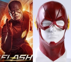 The Flash Cosplay Helmet Mask