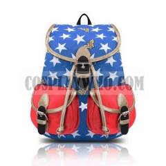 Wonder Woman Cosplay Backpack