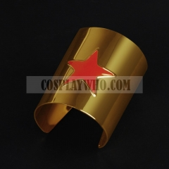 Wonder Woman Bracelet Cosplay Accessory