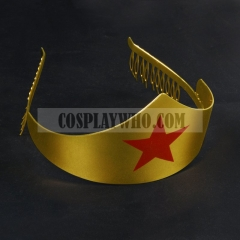 Wonder Woman Tiara Cosplay Accessory