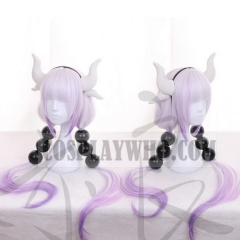 Miss Kobayashi's Dragon Maid Kanna Kamui Cosplay Wig