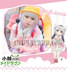 Miss Kobayashi's Dragon Maid Kanna Kamui Cosplay