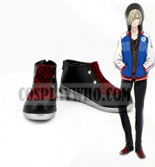 Yuri!!! on Ice Yuri Plisetsky Cosplay Shoes