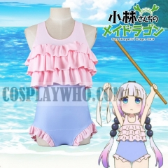 Kanna Cosplay Swimsuit