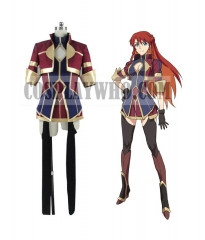 Re:Creators Selesia Yupitiria Cosplay Costume