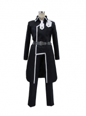 Sword Art Online Alicization Arc Underworld Kirto Costume