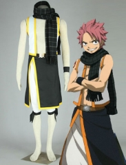 Fairy Tail Natsu Costume 2nd Generation