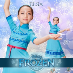 Frozen Elsa Children Dress