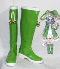 Date A Live Yoshino Cosplay Boots