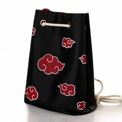 Naruto Akatsuki Red Clouds Backpack