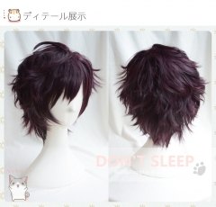 Blood Blockade Battlefront Leonardo Watch Wig