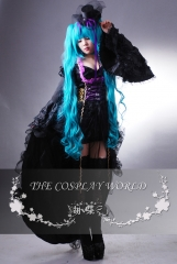 Miku Sandplay Cosplay Costume