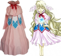 Fairy Tail First Guild Master Mavis Vermilion Costume