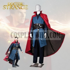 Doctor Strange (film) Dr. Stephen Strange Cosplay Costume