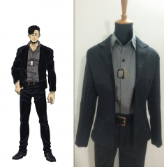GANGSTA Nicolas Brown Cosplay Costume