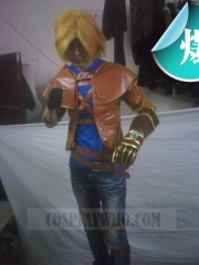 League of Legends Ezreal Cosplay Costume