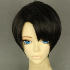 Rivaille (Levi) Cosplay Wig