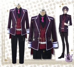 Diabolik Lovers Reiji Cosplay Costume