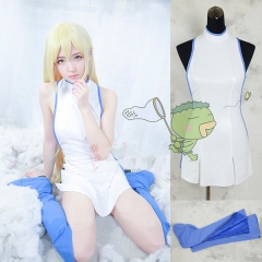 Dungeon Ni Deai O Motomeru Aiz Wallenstein Cosplay