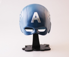 Captain America Cosplay Helmet