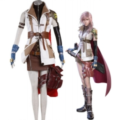 Final Fantasy Lightning Costume