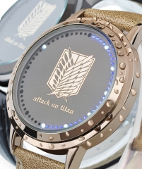 Attack on Titan LED Touch Screen Watch
