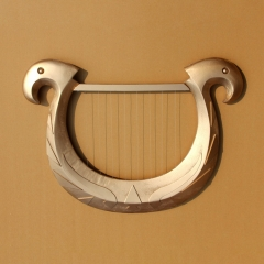 Legend of Zelda Goddess' Harp Replica