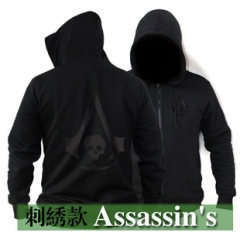 Assassin's Creed 4 Black Flag Hoodie