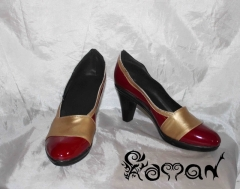 Fairy Tail Mirajane Cosplay Shoes