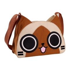 Monster Hunter Airou Shoulder Bag