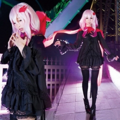 Guilty Crown Nori Yuzuriha Costume