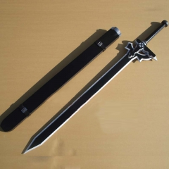 Sword Art Online Kirito Black Sword Cosplay Prop - Elucidator Replica