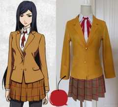 Prison School Mari Kurihara School Uniform