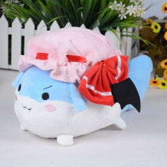 Touhou Project Remilia Scarlet Oriental Ball Plush Doll