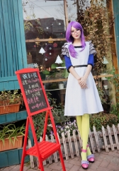 Tokyo Ghoul Rize Kamishiro Cosplay Costume