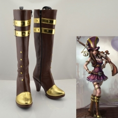 League of Legends Sheriff Caitlyn Boots
