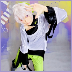Mekakucity Actors Konoha Cosplay Costume