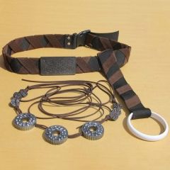 Final Fantasy  Noel Kreiss Necklace and Belt