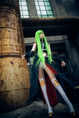 Code Geass C.C. Cosplay