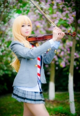 Your Lie in April Kaori Miyazono Cosplay