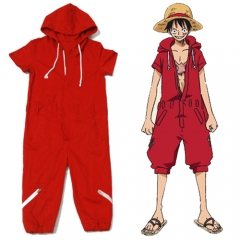 Episode of Luffy: Adventure of Hand Island Luffy Outfit