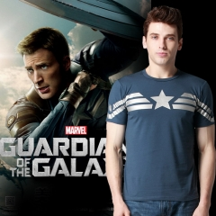 Captain America 2 Winter Soldier T-shirt