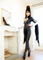 Bayonetta Cosplay Costume