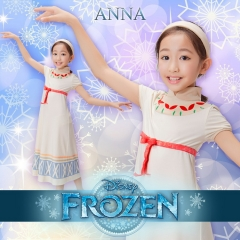 Frozen Anna Children Dress