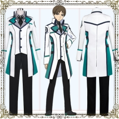 Mahouka Koukou no Rettousei Course 1 (Blooms) Male Cosplay Costume