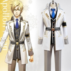 Kamigami no Asobi Apollon Agana Belea Cosplay Costume