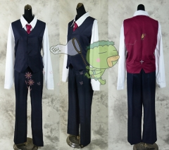 Blood Blockade Battlefront Klaus Von Reinherz Cosplay