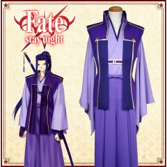 Fate Stay Night Assassin Cosplay Kimono